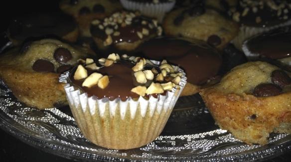 vegane_Bananen-Schoko-Mini-Muffins_beevegan
